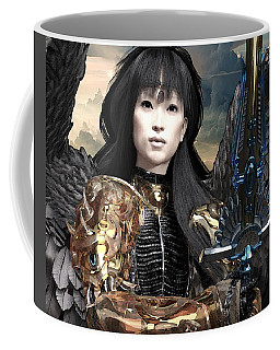 Angel Of Hope Poster Coffee Mug