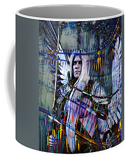 Angel Of Light Coffee Mug