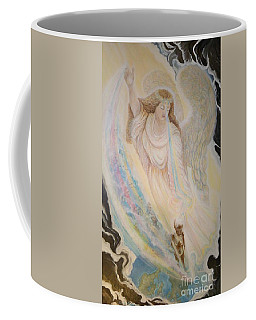 Angel Of Mercy Coffee Mug