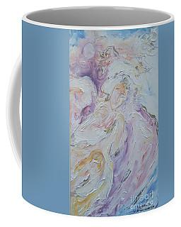 Angel Of Messages Coffee Mug