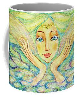 Angel Of Serenity Coffee Mug