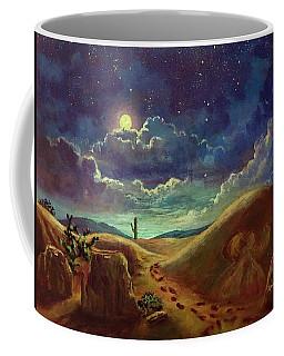 Angel Of The Desert Coffee Mug
