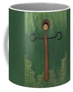 Angel Of The Glen Coffee Mug