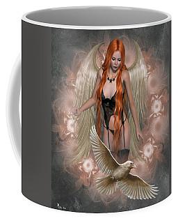 Angel Of The Ravens Coffee Mug