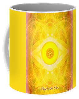 Angel Of The Sun Coffee Mug