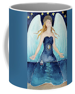 Angel Of Transcendence Coffee Mug