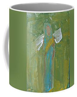 Angel Praise And Worship Coffee Mug