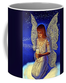 Angel Prayer Coffee Mug