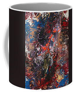 Angel Rising Coffee Mug