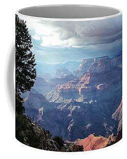 Angel S Gate And Wotan S Throne Grand Canyon National Park Coffee Mug
