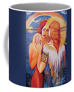 Angel Touch Coffee Mug