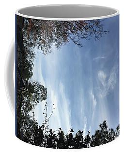 Angel Walk Back Through Time Coffee Mug