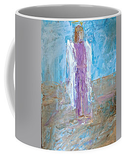 Angel With Confidence Coffee Mug