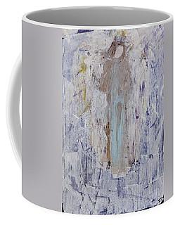 Angel With Her Horse Coffee Mug