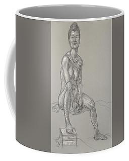 Angela Seated 2 Coffee Mug