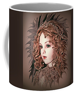 Angelic Doll Coffee Mug