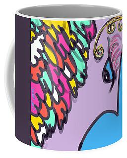 Angelic Observer Coffee Mug