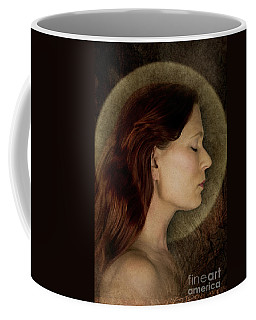 Angelic Portrait Coffee Mug