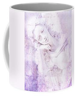 Coffee Mug featuring the photograph Angelic by Theresa Tahara