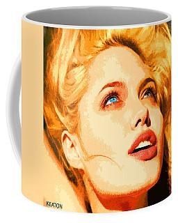 Angelina Coffee Mug by John Keaton