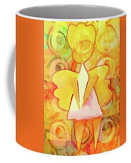 Angelino Yellow Coffee Mug