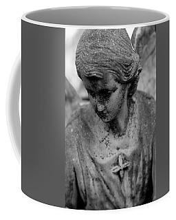Coffee Mug featuring the photograph Angels Among Us by Viviana  Nadowski
