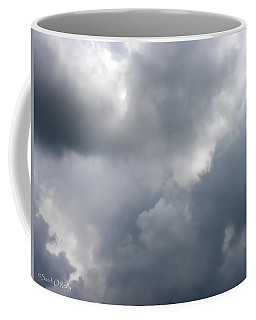 Coffee Mug featuring the photograph Angels In The Sky by Sandi OReilly