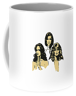 Angels Coffee Mug by Julio Lopez