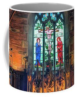 Angels Light Coffee Mug
