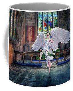 Angels Love And Guidance Coffee Mug
