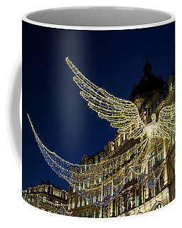 Angels Of Regent Street 1 Coffee Mug by Shirley Mitchell