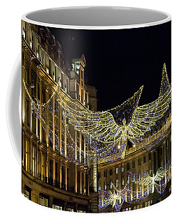 Angels Of Regent Street 3 Coffee Mug by Shirley Mitchell