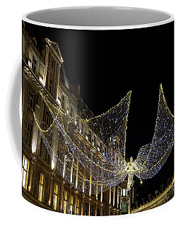 Angels Of Regent Street 4 Coffee Mug by Shirley Mitchell