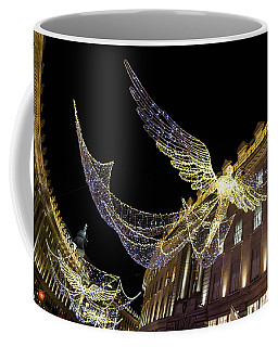 Angels Of Regent Street 6 Coffee Mug by Shirley Mitchell