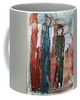 Angels Of The Night Coffee Mug