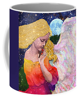 Angels Protect The Innocents Coffee Mug