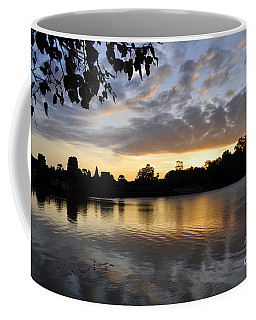 Angkor Sunrise 3 Coffee Mug