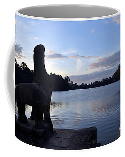 Angkor Sunrise 4 Coffee Mug