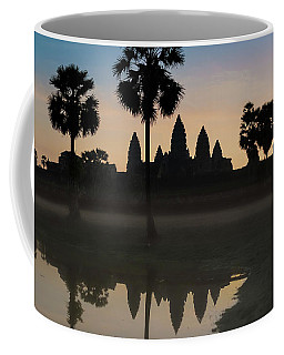 Angkor Vat Sunrise Coffee Mug