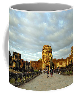 Angkor Wat 5 Coffee Mug