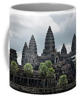 Angkor Wat Focus  Coffee Mug by Chuck Kuhn
