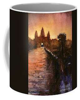 Angkor Wat Sunrise 2 Coffee Mug by Ryan Fox