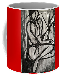 Angled Repose Coffee Mug