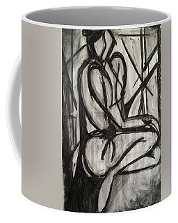 Angled Repose Coffee Mug by Brenda Pressnall