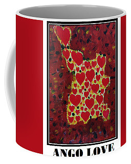 Ango Love Coffee Mug