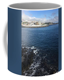 Coffee Mug featuring the photograph Angra Do Heroismo, Azores by Kelly Hazel
