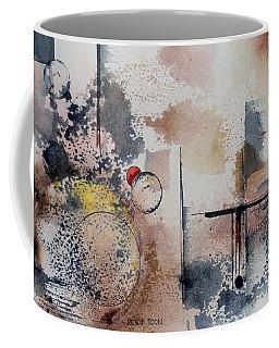 Angry Mother Nature Coffee Mug