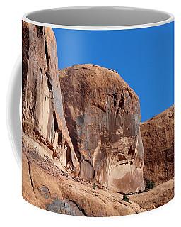Angry Rock  Coffee Mug