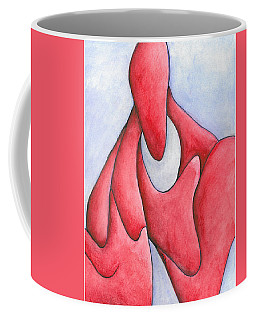 Angry Thoughts Coffee Mug