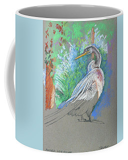 Anhinga Sarasota Plein Air Coffee Mug